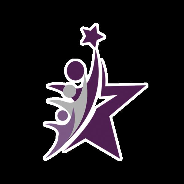 Logo white border